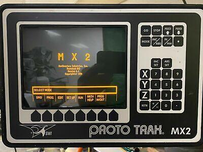 Prototrak Mx2 Cnc System Floppy Disc