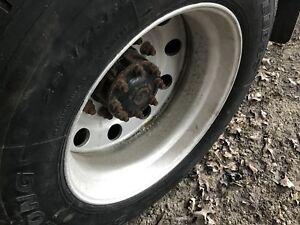 Tires rims