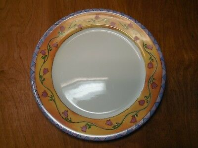 Sango THE SWEET SHOPPE Sue Zipkin Dinner Plate 11