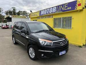 2013 Ssangyong Stavic 7 SEATER 2.0DT Automatic Van $11,999 Kenwick Gosnells Area Preview