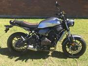 2017 YAMAHA MTM660 (XSR700)     S25661 Moree Moree Plains Preview