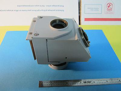 Microscope Part Reichert Austria Attachment Optics Heavy Bin23