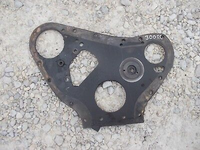 Farmall 300 Rc Tractor Ihc Original Front Engine Motor Mount Plate