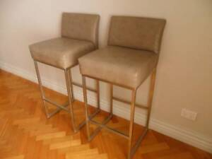 BAR/BENCH STOOLS X2, GREAT CONDITION BOTH FOR $40