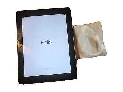 Apple iPad 2 64GB, Wi-Fi + Cellular (Verizon), 9.7in - Black A1397