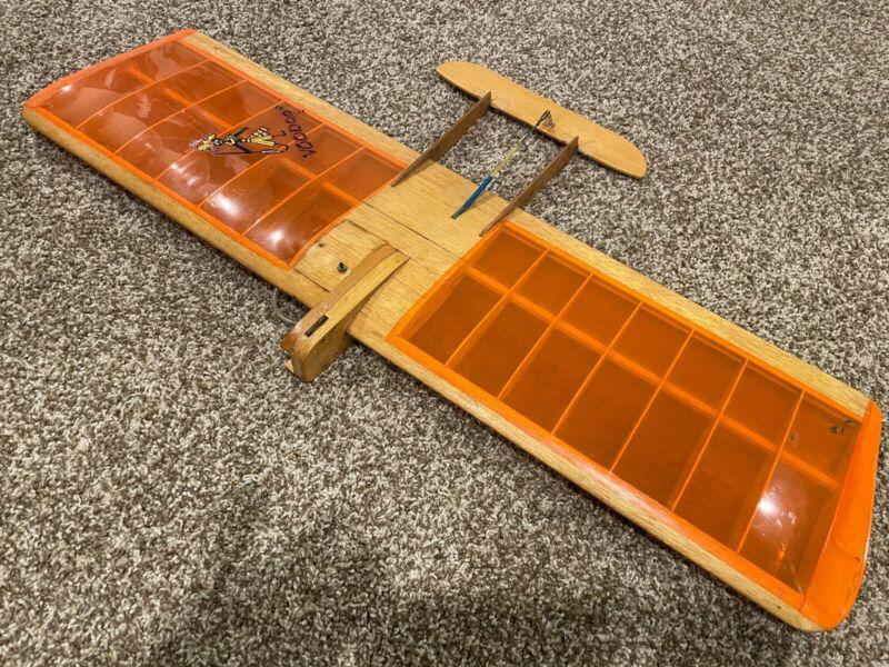 Carl Goldberg Models Voodoo 0.19 - 0.35 Control Line Combat Model Airplane.