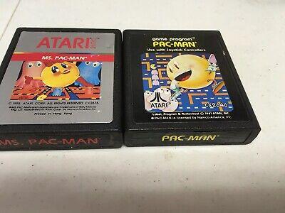 Pac-man & Ms Pac-man Atari 2600