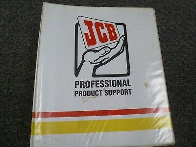 Jcb 200 Series 214 215 216 3cx 4cx Backhoe Loader Shop Service Repair Manual
