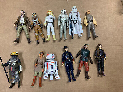 Star Wars Action Figure Lot Of 12