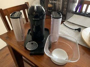 NESPRESSO VERTUO AND CAPSULE HOLDER