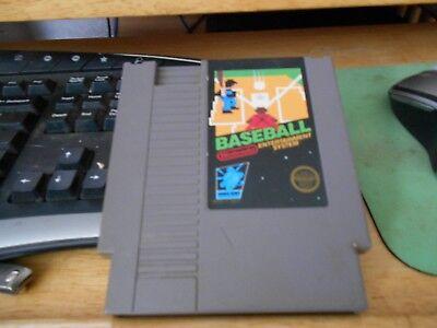 Original Nintendo NES game (Baseball Original Nintendo Nes Game)