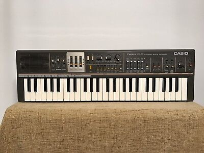 Casio Casiotone MT-68 Electronic Musical Instrument Keyboard Made In Japan
