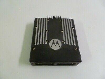 Motorola Xtl5000 800 Mhz Two Way Radio M20urs9pw1an Ob312