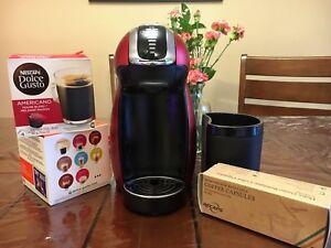 Nespresso/Nescafé coffee machine