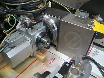 1-year Warranty Haas T5c Rotary Table Brushless Sigma-5 P3 Motor Indexer