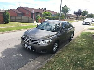 Toyota Camry 2010 Dandenong Greater Dandenong Preview