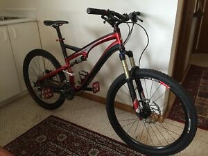 SPECIALIZED CAMBER EXPERT 2010 CROSS COUNTRY MOUNTAIN BIKE