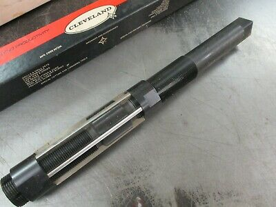 New Cleveland Type M 1-1316 To 2-732 Blade Type Hand Adjustable Reamer Dp
