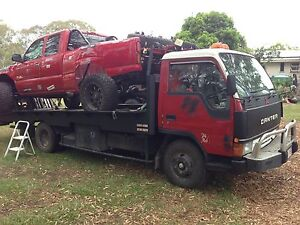Trophy Truck & Canter  Tilt Tray Meldale Caboolture Area Preview
