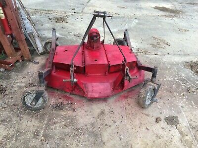48 Inch Finish Mower 3 Point Hitch Used