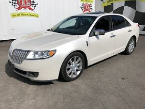 2012 Lincoln MKZ Automatic, Navigation, Leather, AWD