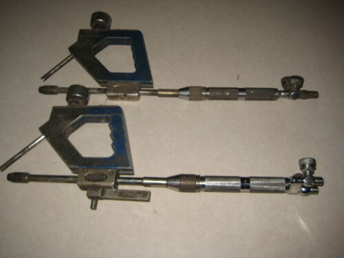Lot of 2 Eutectic Castolin Rototec Gun model 1