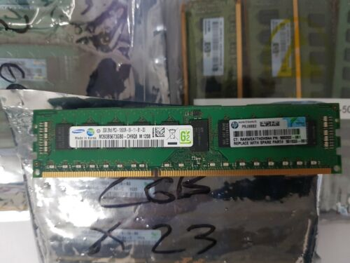 71 X HP 2GB 2Rx8 PC3-10600 DDR3-1333 500202-061 JOB LOT