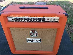 Orange RockerVerb 50 MKII Peregian Beach Noosa Area Preview