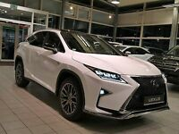 Lexus RX 200T F-SPORT-PANORAMA-ASSIS. PLUS P-55.490,-