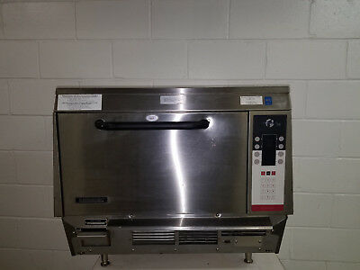 Turbo Chef Commercial Oven C70ab Missing Cook Platter Tested 208v