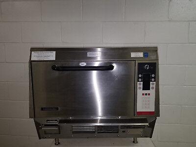 Turbo Chef Commercial Oven C70ab Missing Cook Platter Tested 208v