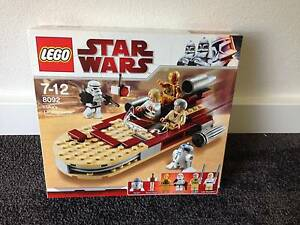 LEGO STAR WARS Lukes Landspeeder 8092 *brand new sealed retired* Wattle Grove Kalamunda Area Preview