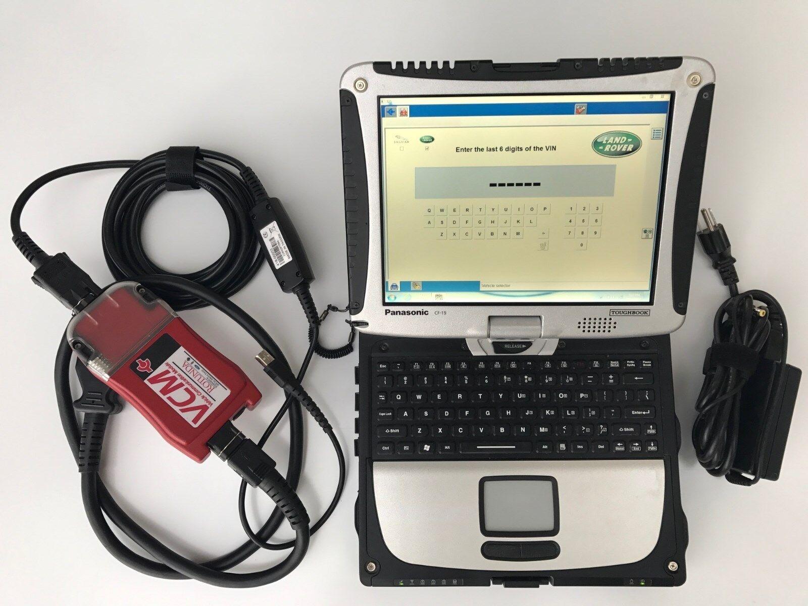 Legacy Ids Vcm Jaguar Land Rover Diagnostic Scanner Kit