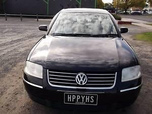 2003 Volkswagen Passat Sedan Bacchus Marsh Moorabool Area Preview