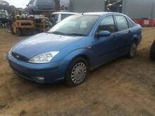 FORD FOCUS MANUAL LR 03 1.8, IGNITION KIT WITH KEY, SECURITY SET. Bacchus Marsh Moorabool Area Preview