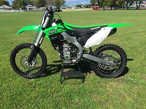 Kawasaki 250F 2016 MOTORCROSS BIKE Singleton Singleton Area Preview