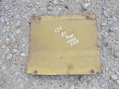 International Cub 154 Low Boy Tractor Ih Left Rear Cover Plate Panel 154