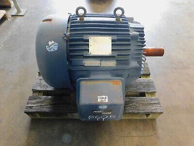 Marathon Electric Motor 60 Hp 460 Volts 1185 Rpm 404t Frame 3 Phase 1.15 Sf
