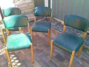 Leather chairs Padbury Joondalup Area Preview