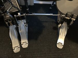 Tama Speed Cobra Double Kick Pedals and Hi Hat Stand