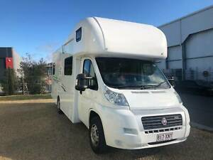 Fiat 4 Berth Motorhome Cambridge Clarence Area Preview