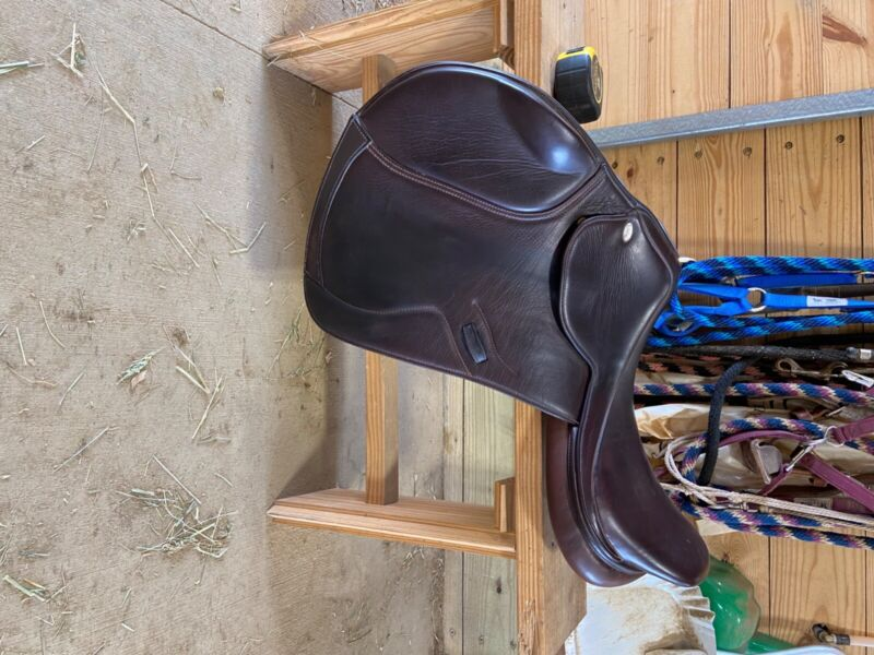 17.5 in med tree m toulouse comfort fit saddle