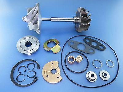 Dodge Ram 2500 3500 5.9L Diesel HY35W Turbo Comp Wheel & Shaft & Rebuild Kit