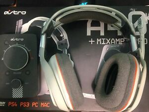 Astro A40 Gaming Headset & Mixamp