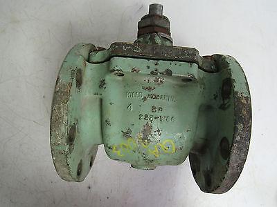 Hills Mccanna 282-0121 Gs65 Ball Valve 4 Br 225-wog Paint Chippinggood