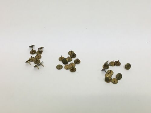 "31 Brass Tacks  3/8"" Diameter"