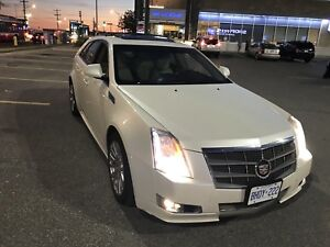 2010 CTS 4 Wagon 3.6 loaded with every option only $13000