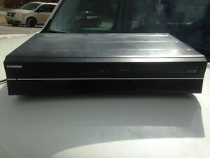 VHS/DVD player