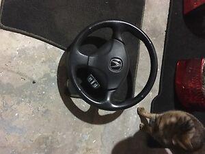 Acura RSX steering wheel + airbag London Ontario image 2