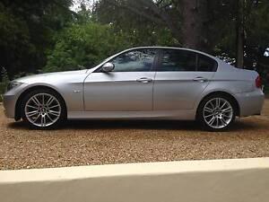 2008 BMW 320i EXECUTIVE Crafers Adelaide Hills Preview